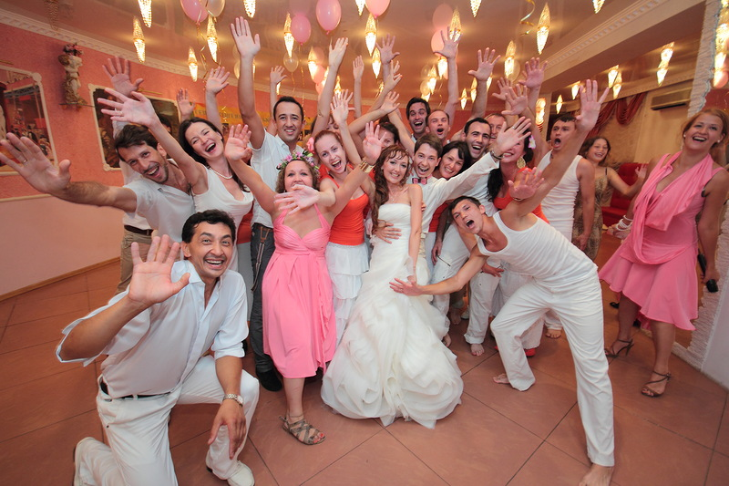 Свадебные конкурсы с гостями